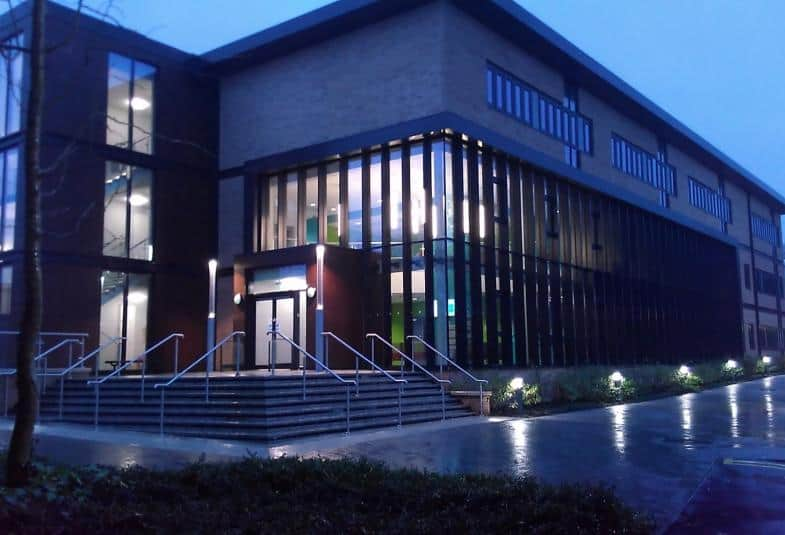 New Teaching Building, University of Cumbria