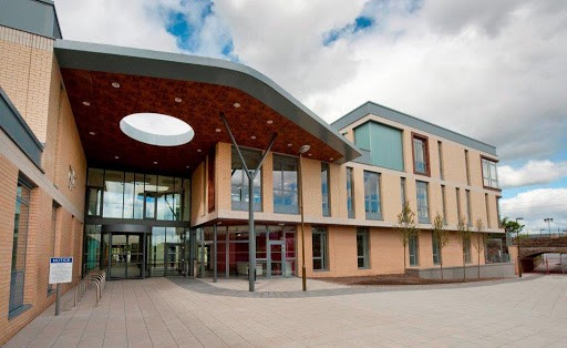 Wester Hailes Healthy Living Centre